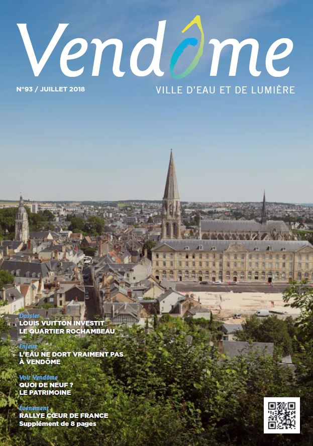 Publications de la ville de Vendôme